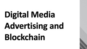 Digital Media Advertising and Blockchain