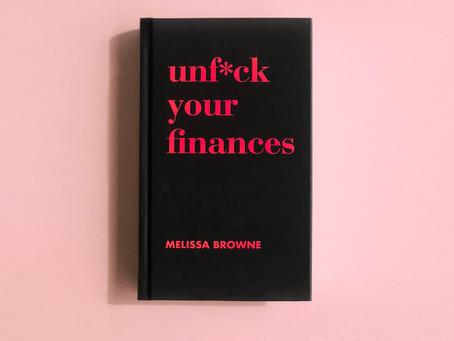 Unf*ck your Finances – 30 Day Financial Detox Online Course
