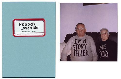 Gummbah & Chantal Rens - Nobody Loves Me