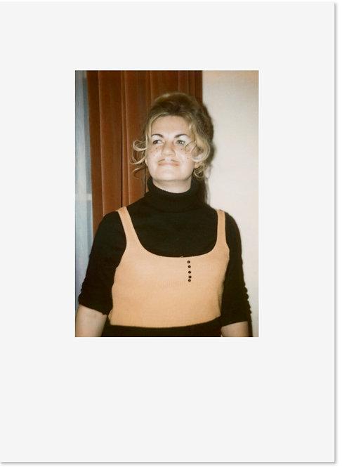 Mariken Wessels - Queen Ann P.S. Belly cut off