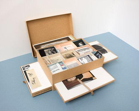 Mariken Wessels - TRILOGY BOX 2017 (edition 3 + 2 A.P.)