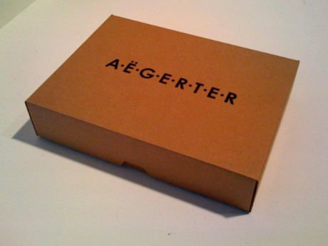 Laurence Aegerter - A.E.G.E.R.T.E.R.