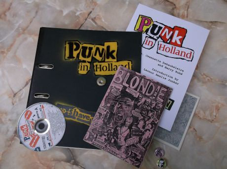 Harry Ruhé & Jeannette Dekeukeleire - Punk in Holland