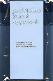 Bas Fontein - Probleem kunst opgelost
