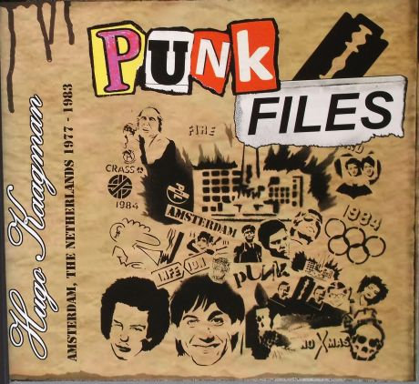 Hugo Kaagman - Punk Files, deluxe edition