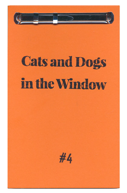 Chantal Rens - Cats and Dogs in the Window #4