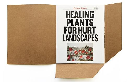 Laurence Aëgerter - Healing plants for hurt landscapes