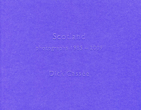 Dick Cassée - Scotland