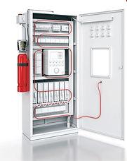 Elektrik Pano İçi Söndürme Sistemleri, Paslanmaz Krom Yangın Söndürme Cihazları