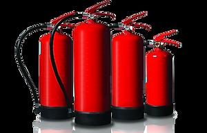 Yangın Tüpü, Paslanmaz Krom Yangın Söndürme Cihazları