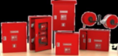 Yangın Dolapları, Paslanmaz Krom Yangın Söndürme Cihazları