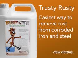 trusty rusty boc