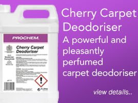 cherry carpet deodoiser