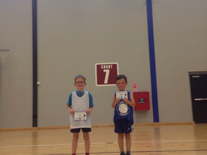 Shooters Y1 & Y2 Players of the Week