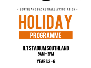 2019 Shooters Holiday Programme