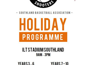 2018 Shooters Holiday Programme
