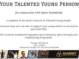 Academy Southland Programme