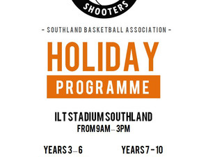 REMINDER! 2018 Shooters Holiday Programme