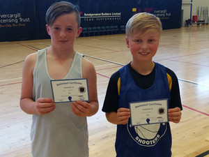Shooters Y5&6 Players of the Week