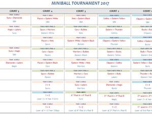 Miniball Tournament 2017
