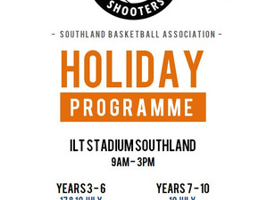 2018 Shooters Holiday Programme - Term 2