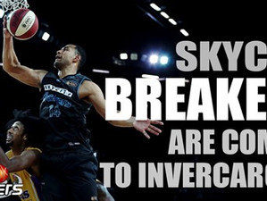 SKYCITY Breakers