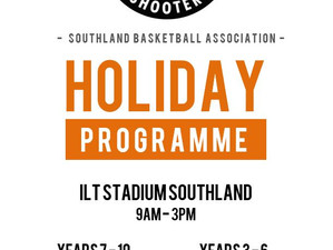 2018 Shooters Holiday Programme - Term 3
