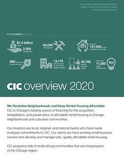 CIC Fact Sheet