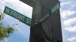 WFrontSt & ParkAve