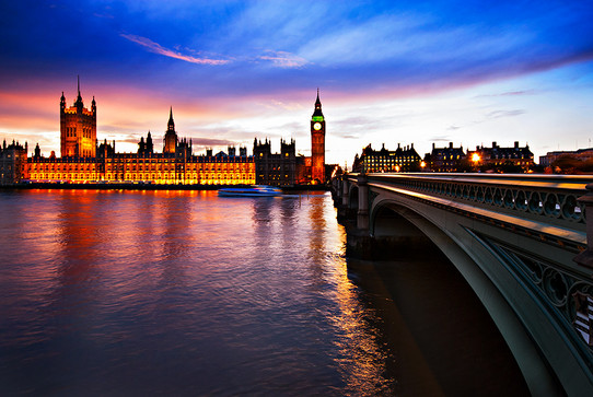PALACE OF WESTMINSTER | LONDON