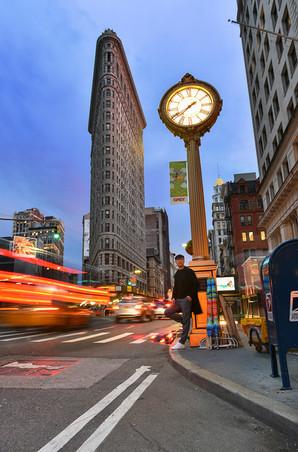 FLAT IRON | NEW YORK