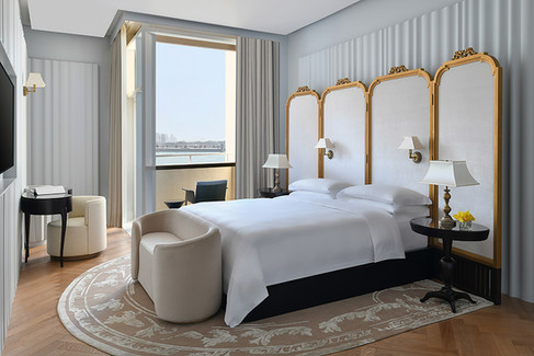 THE IVORY SUITE | THE RITZ-CARLTON DOHA