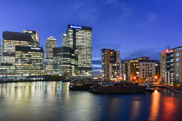 FRASER SUITES CANARY WHARF, LONDON