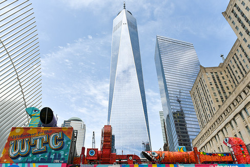 WORLD TRADE CENTER | NEW YORK