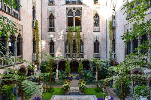 ISABELLA STEWART GARDNER MUSEUM | BOSTON