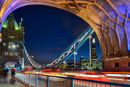 TOWER BRIDGE | LONDON