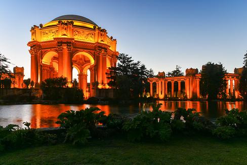 PALACE OF FINE ARTS | SAN FRANCISCO | USA