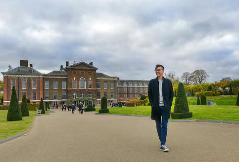 KENSINGTON PALACE | LONDON