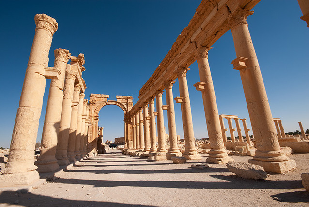 PALMYRA | SYRIA