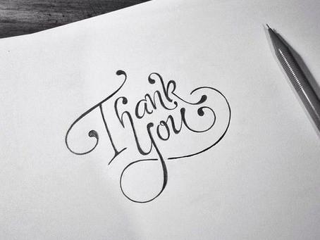 """7 situações em que dizer """"obrigado"""" ganha o dia"""
