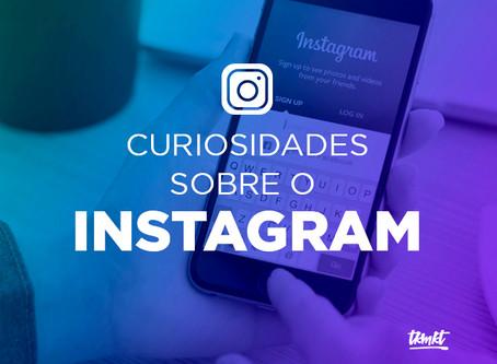 Dados do Instagram Mundo e Brasil