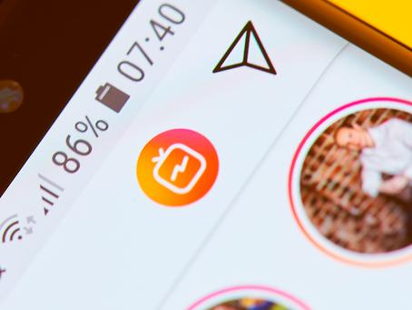 Será que você utiliza todo o potencial que o Stories do Instagram oferece?