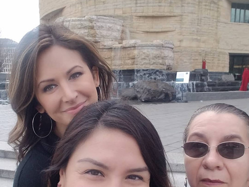 Native Americans, Lupus, and Me