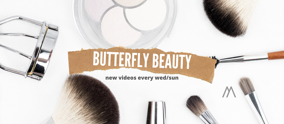 "Introducing ""Butterfly Beauty!"""