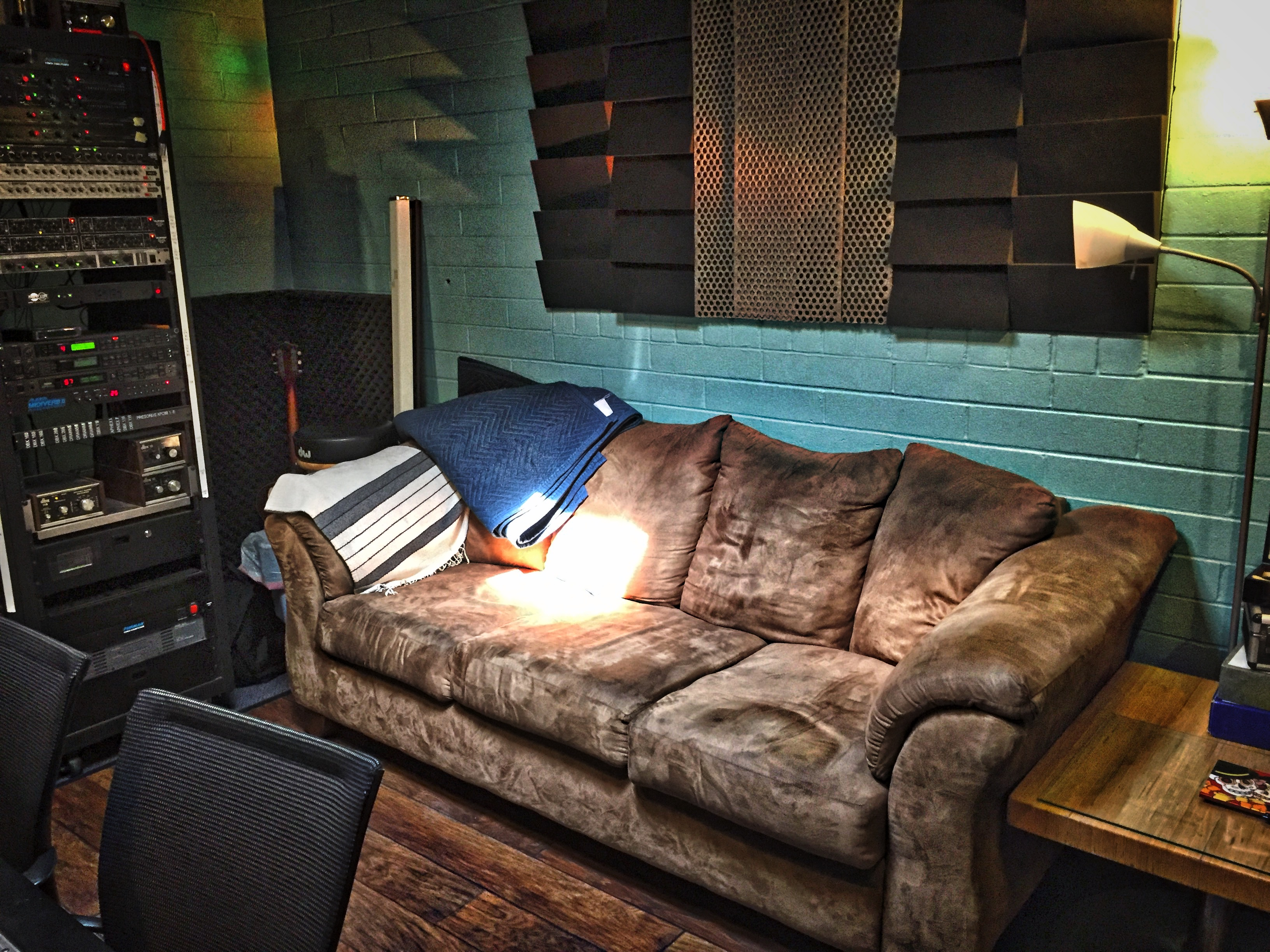 CONTROL ROOM COUCH