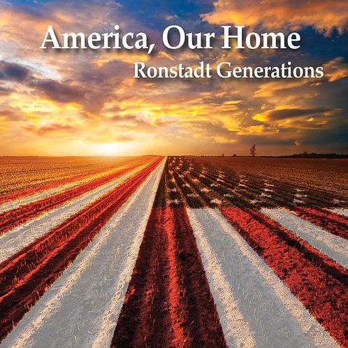 America, Our Home (CD) RGEP001