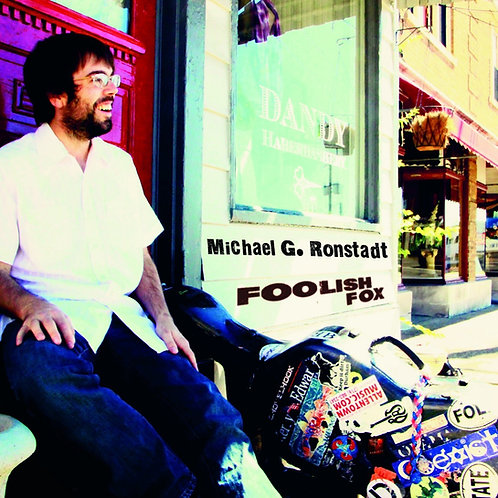 MGR: Foolish Fox (CD)