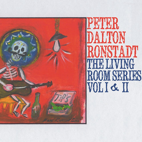PDR: The Living Room Series Vol. I & II (CD)