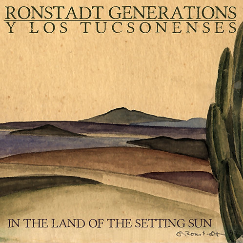 RGYLT: In the Land of the Setting Sun (CD)