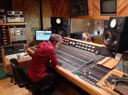 lp in studio
